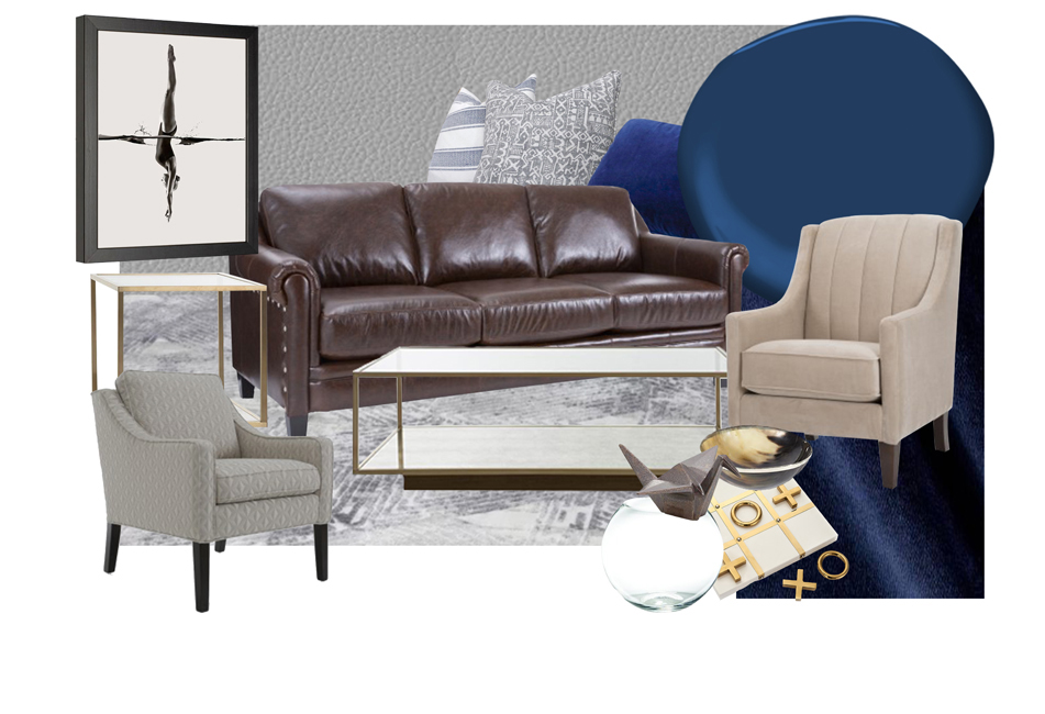 Colour Living Room 1