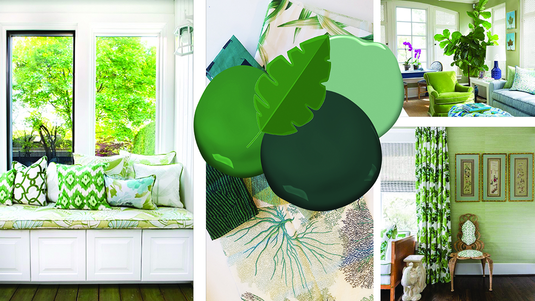 Going Green: Interior Design Ideas for Bringing the Outdoors in