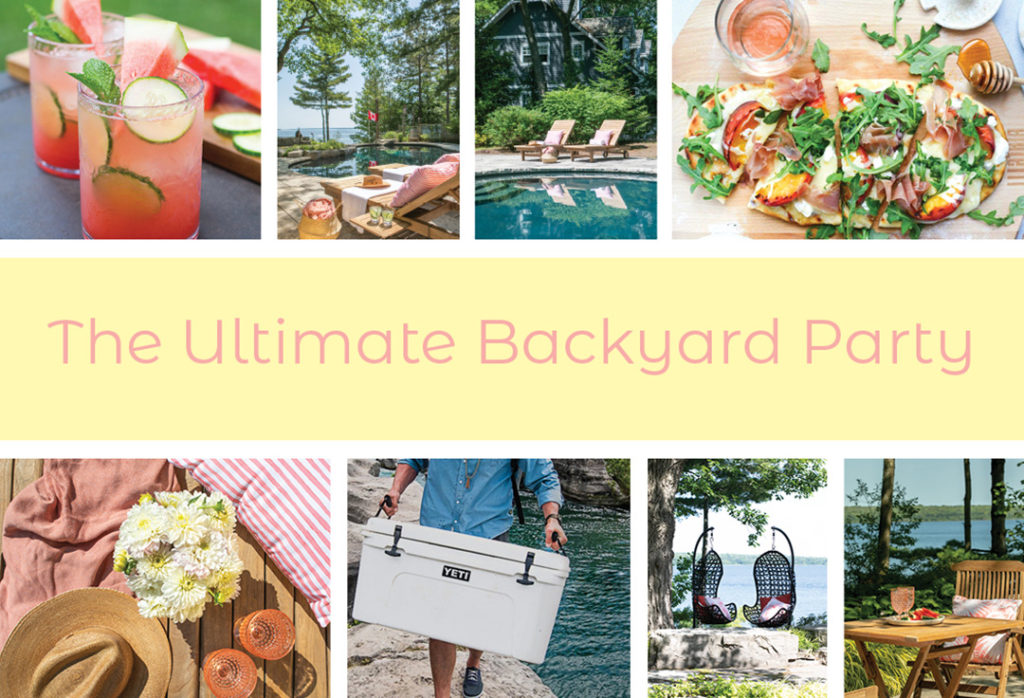 How to Throw the Ultimate Backyard Party!