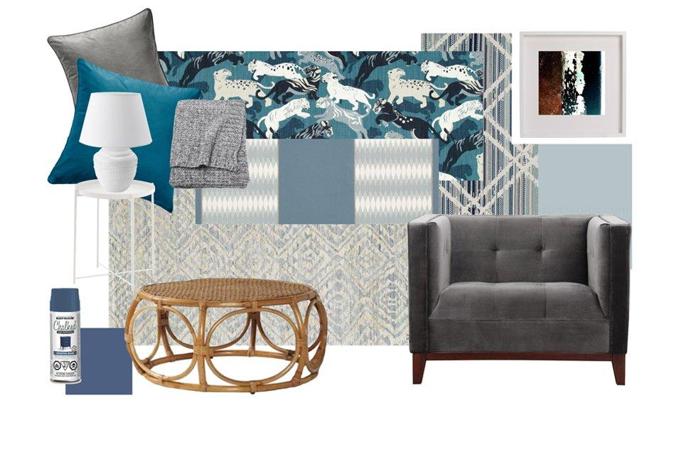Colour-basement-floorplan Si and Oui 2