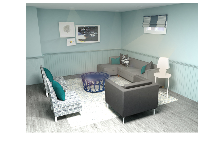 Colour-basement-floorplan Si and Oui 7