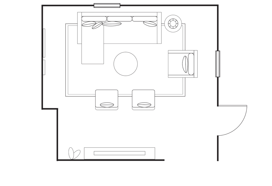 Colour-basement-floorplan Si and Oui 8
