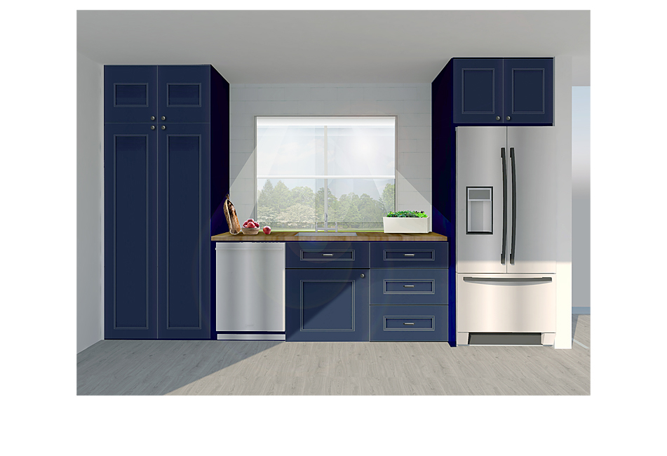 Colour kitchen Si and Oui 10
